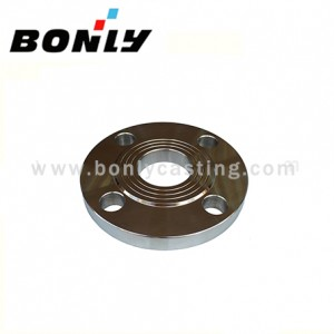 Investment casting Lost wax casting stainless steel Flange