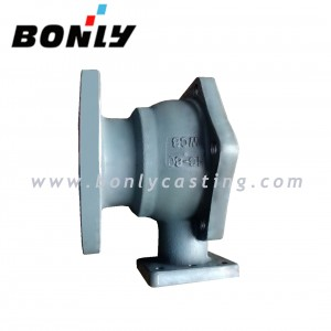 WCB Mian valve bodyd part
