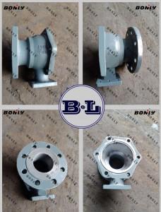 WCB Mian valve bodyd part