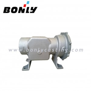 Carbon Steel Water Pump Body