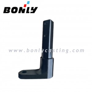 8620 Alloy S teel Door Lh Pivot