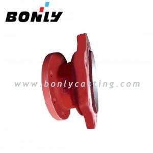 WCB vice valve body parts