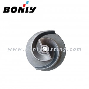 WCB/Cast Iron Carbon Steel Pump Wholesale Impeller