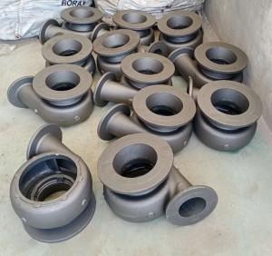 Water Pump Volute shell