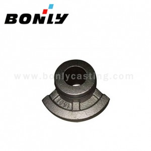 Investment casting Ductile iron Coated sand castingGear wheel