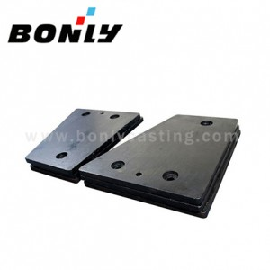 Investment casting Stainless steel Anti-Wear Shot Blasting Machine Plate