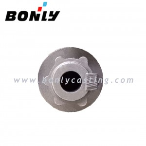 WCB/cast iron carbon steel valve connecting pipe
