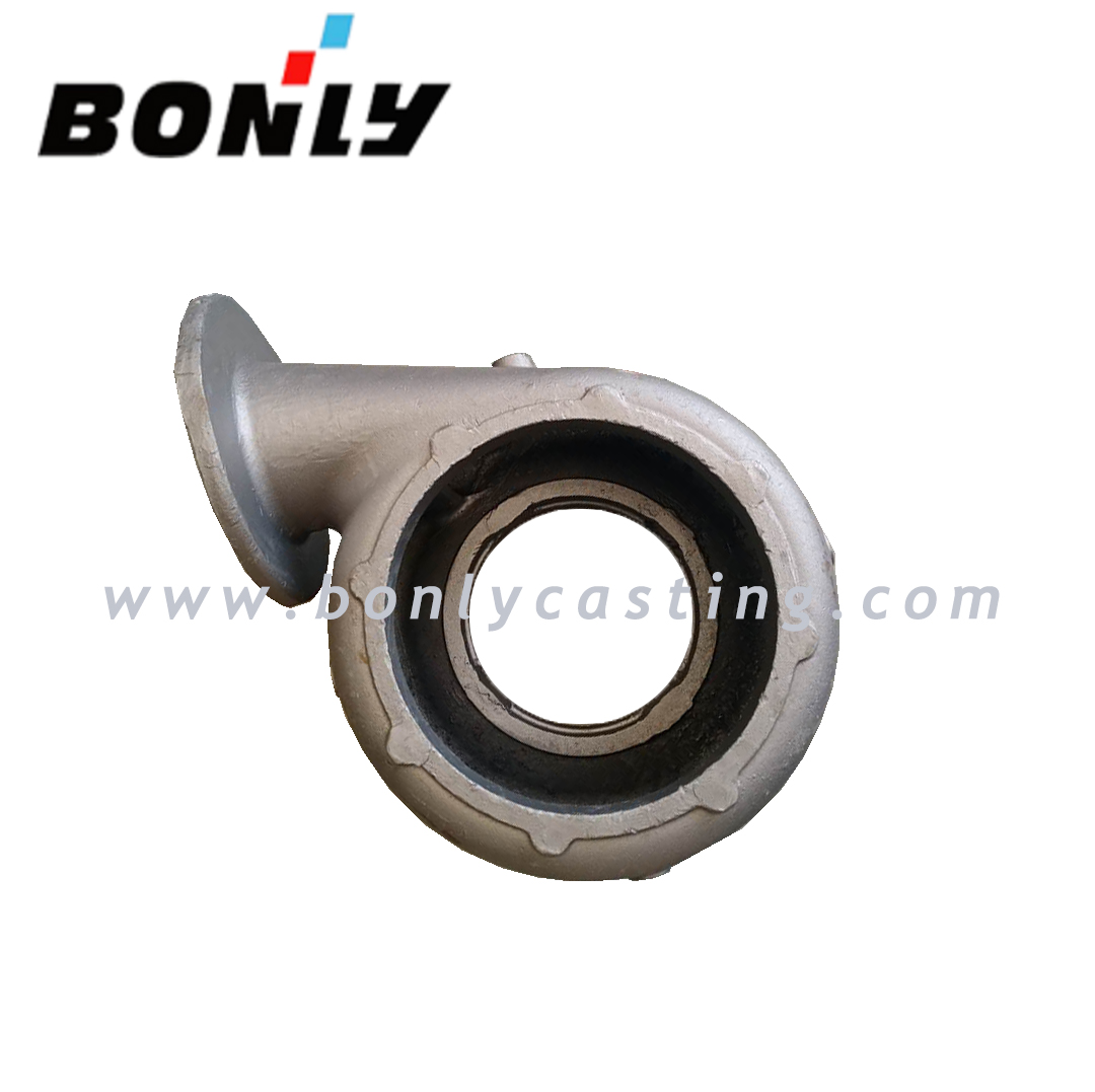 Water Pump Volute shell Featured Image