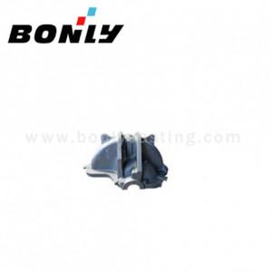 OEM Manufacturer Table Mat - Investment casting Carbon steel  Investment Bilge pump upper shell – Fuyang Bonly