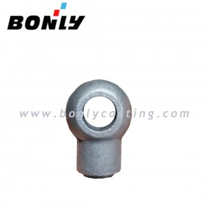 WCB ball valve spool