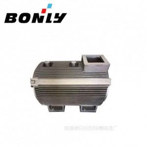 Investment casting Stainless steel Motor housing
