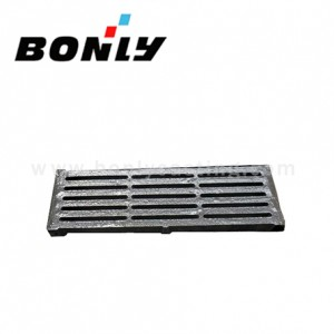 Anti-wear cast iron Coated sand casting Mining machinery wear resistant liner plate
