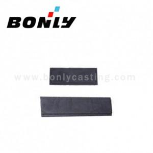 2019 Good Quality Three Way Regulating Valve - Anti-Wear Cast Iron Coated Sand Casting Shot Blasting Machine Guard Board – Fuyang Bonly