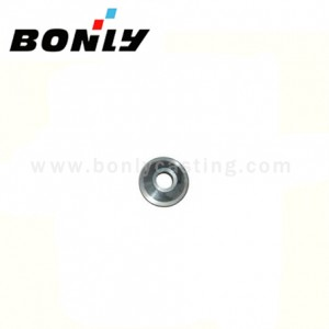 Anti-Wear Cast Iron Investment Casting Stainless Steel Light Rail Parts