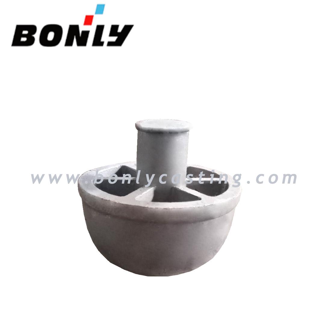 WCB/cast iron casrbon steel valve spool Featured Image