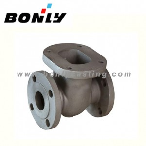 Precision casting coated sand Low-Alloy Cast Steel Gate Valve