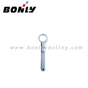 Precision investment  Lost wax casting Carbon cast steel Casting Parts