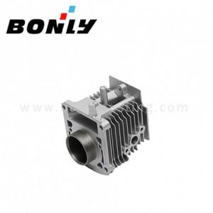 Precision Casting High chromium cast iron Heat resistant Automotive Parts Car engine shell