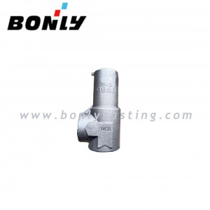One Inch Wholesale WCB casting bonnet for relief valve