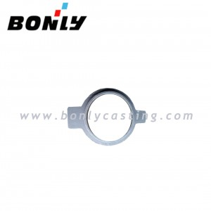 WCB casting ring of valve ring cover