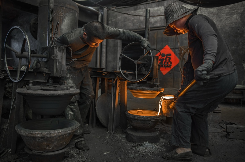 Types and applications of precision forging technology