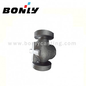 Low-Alloy Steel Investment Casting  Valve