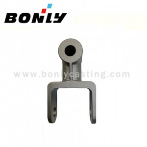 Anti-Wear Cast Iron Investment Casting Stainless Steel Agricultural machinery parts