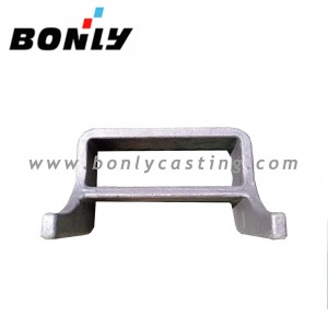 Chinese wholesale - Investment Casting Coated Sand cast steel Mechanical Components – Fuyang Bonly