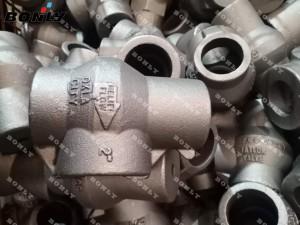 """2"""" WCC/Low temperature cast iron carbon steel casting bonnet for relief valve"""