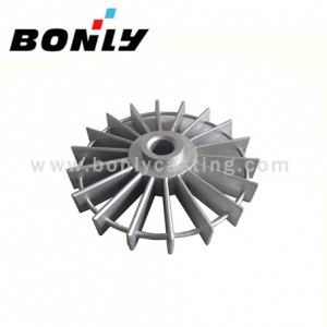 Carbon steel investment casting Agricultural machinery parts