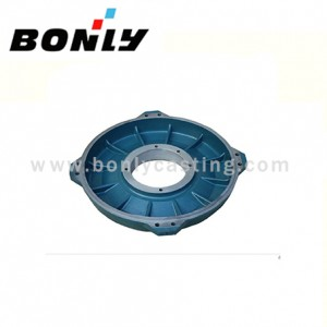 Heat resistant Stainless steel Lost wax casting Power-Driven Machine Frame Cover