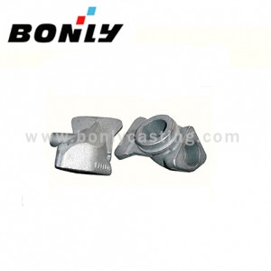 Factory wholesale Socket Weld Needle Valve - Anti-Wear Cast Iron Investment Casting Stainless Steel Agricultural machinery parts – Fuyang Bonly