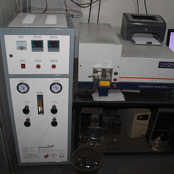 OXFORD Spectrometer