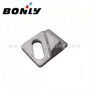 Cast Iron Investment Casting Stainless Steel Agricultural machinery parts