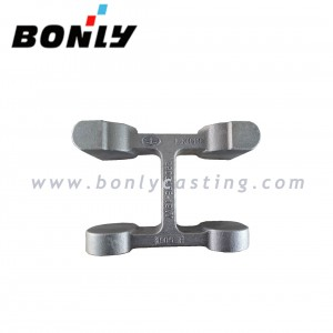 Low-Alloy steel sand coated casting  frame