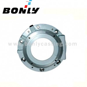 Anti-Wear Cast Iron Investment Casting Stainless Steel Wiind-force Power-driven Machine Parts