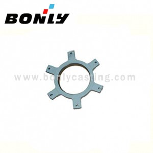 Special Design for Cast Steel Flange Safety Valve -