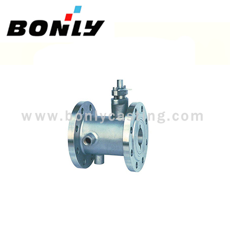 Discount wholesale Steel Gears - Investment Casting Stainless Steel ball valve – Fuyang Bonly Featured Image