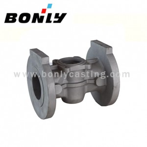 Factory Supply Wear Plates - Precision casting cost iron Shunt valve – Fuyang Bonly