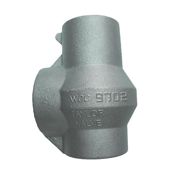 Best quality Gas Burner Safety Valve - Precision casting Low-alloy steel 2-inch safety valve – Fuyang Bonly