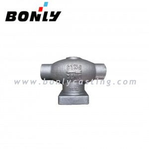 Water Glass Two Way WCB/Welding Carbon Steel PN25 DN32 Valve Body