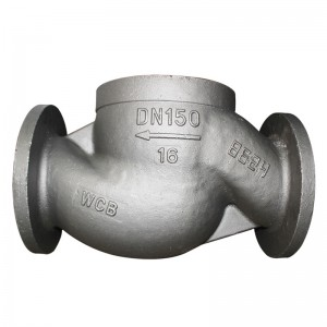 Stainless steel two way regulating valve 4