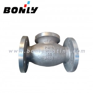 CF3M/Stainless Steel 316L PN16 DN50 Wholesale Valve Body