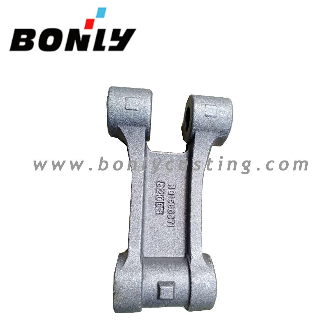 China Cheap price Fishing Baits - Anti-Wear Cast Iron sand coated casting Anti Wear Mechanical parts – Fuyang Bonly