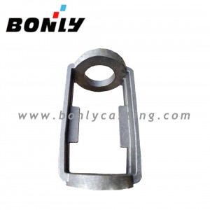 Anti-Wear WCB/Carbon steel Anti Wear regulation support frame