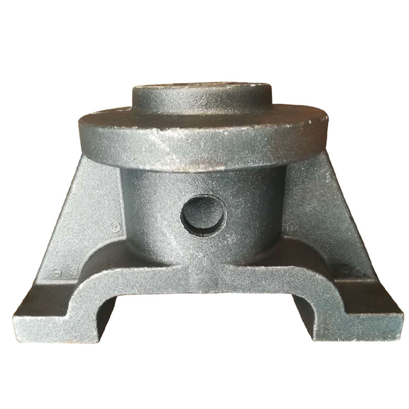 New Arrival China Brass Steering Sector Gear - Ductile iron Coated sand casting Excavator spring holder – Fuyang Bonly